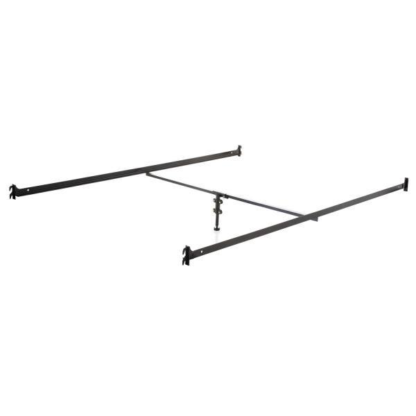 Malouf Hook-In Rail System with Center Bar Support-Malouf-Sleeping Giant