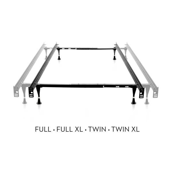 Malouf Twin/Full Adjustable Bed Frame-Malouf-Sleeping Giant