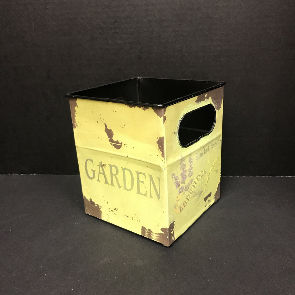 One of a Kind Tin Seed Packet Container-One of a Kind-Sleeping Giant