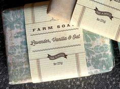 Parkhill Farm Soap Assorted Scents-Parkhill-Sleeping Giant
