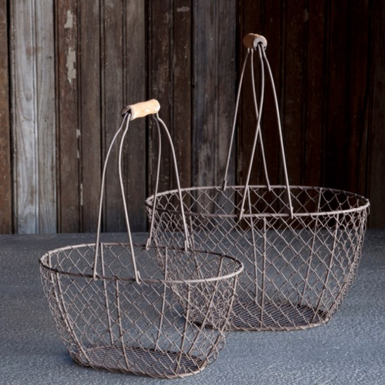Parkhill Wire Basket-Parkhill-Sleeping Giant