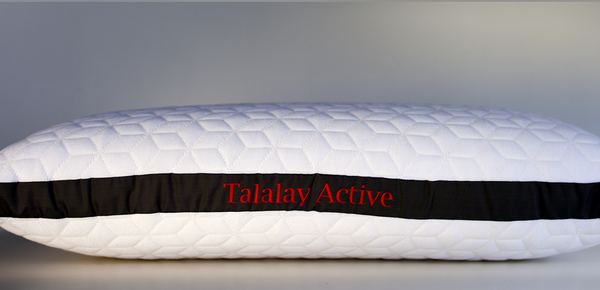Pure Talalay Bliss Active Pillow-Pure Talalay-Sleeping Giant