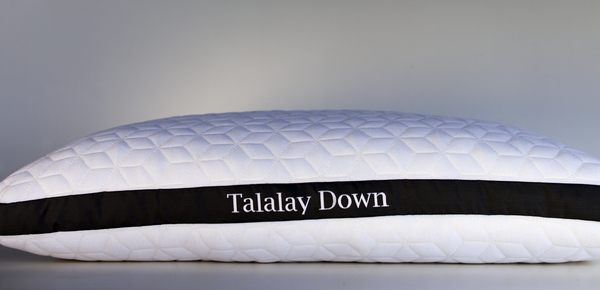 Pure Talalay Bliss Down Pillow-Pure Talalay-Sleeping Giant