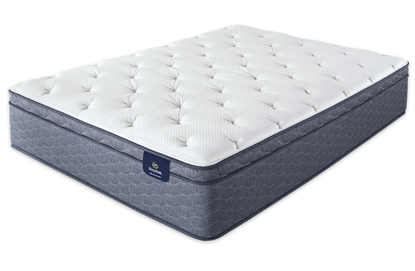 Serta® SleepTrue™ Carterson II Euro Top Plush-Serta-Sleeping Giant