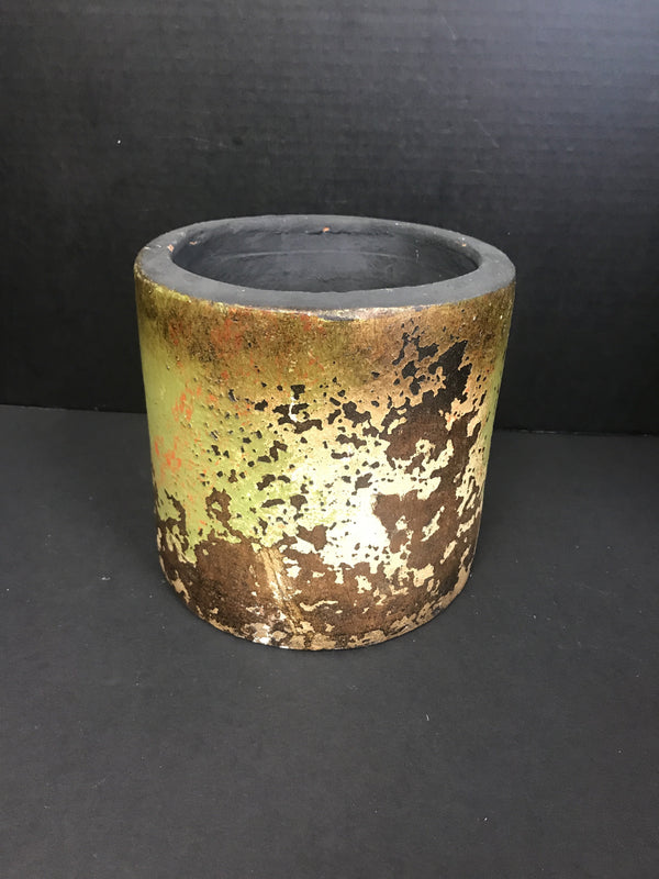 UMA Distressed Flower Pot-UMA-Sleeping Giant