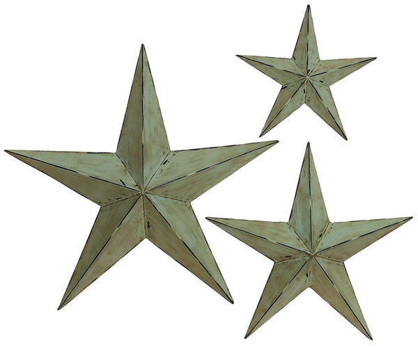 Uma Metal Wall Star Gray-UMA-Sleeping Giant