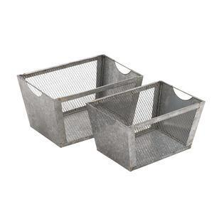 UMA Wire Basket Set of 2-UMA-Sleeping Giant