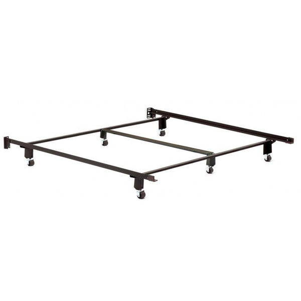 W. Silver Products Silver-Lock Bed Frame-W Silver Products-Sleeping Giant
