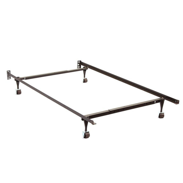 W. Silver Products Twin/Full Adjustable Bed Frame-W Silver Products-Sleeping Giant