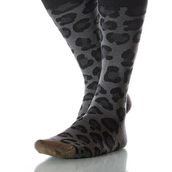 Leopard in Night, wool