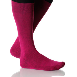 Solid in Fuschia, cotton