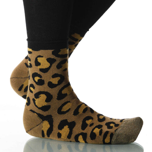 Classic Leopard - Ankle Height