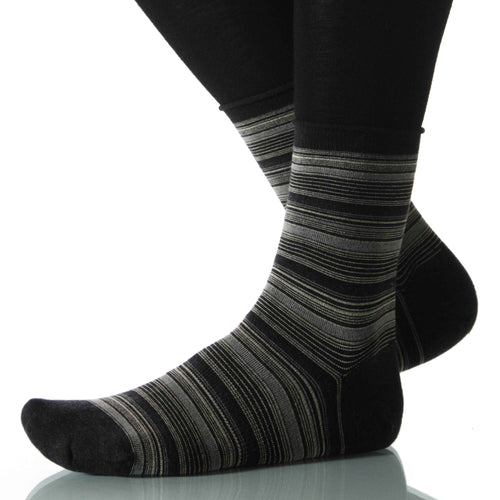 Anthracite Strata - Ankle Height