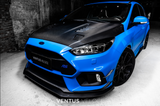 Ventus Veloce Carbon Fiber 2016 - 2018 Focus RS Side Skirt