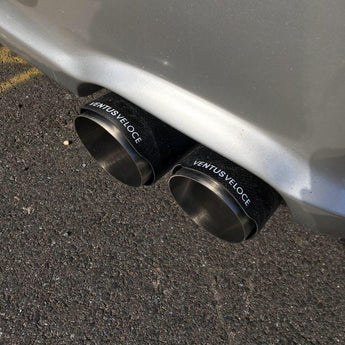 Ventus Veloce Carbon Fiber exhaust tips