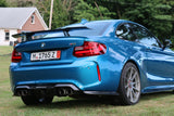 2016 - 2018 BMW M2 Complete Aero Kit