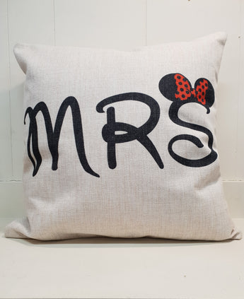 Mrs Cushion