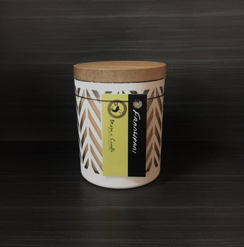 Soy Candle - White Parklane Jar Small (NEW!)
