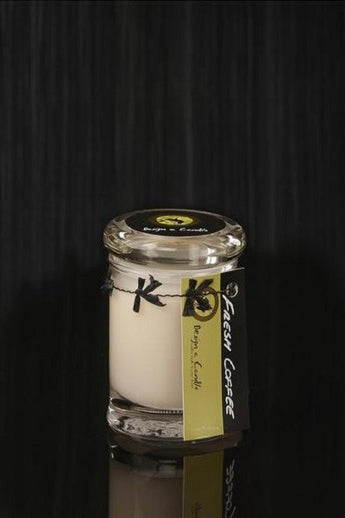 Soy Candle- Metro Jar Small