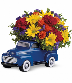 Ford 1948 Pickup Bouquet