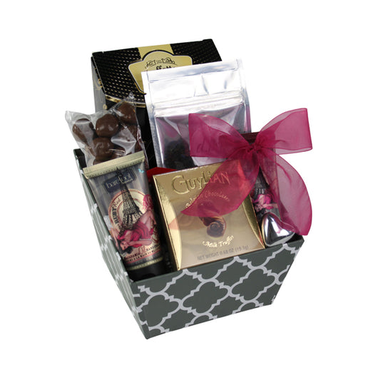 Relaxation Experience Gift Basket