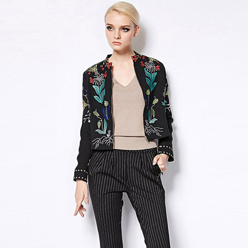 Vintage Jacket 2016 Spring New Fashion Daily...