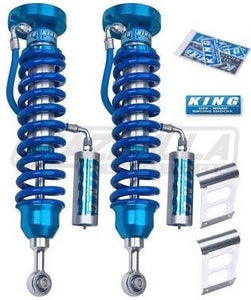 "KING 2010+ TOYOTA FJ 2.5"" FRONT COILOVER SHOCK / 25001-133"
