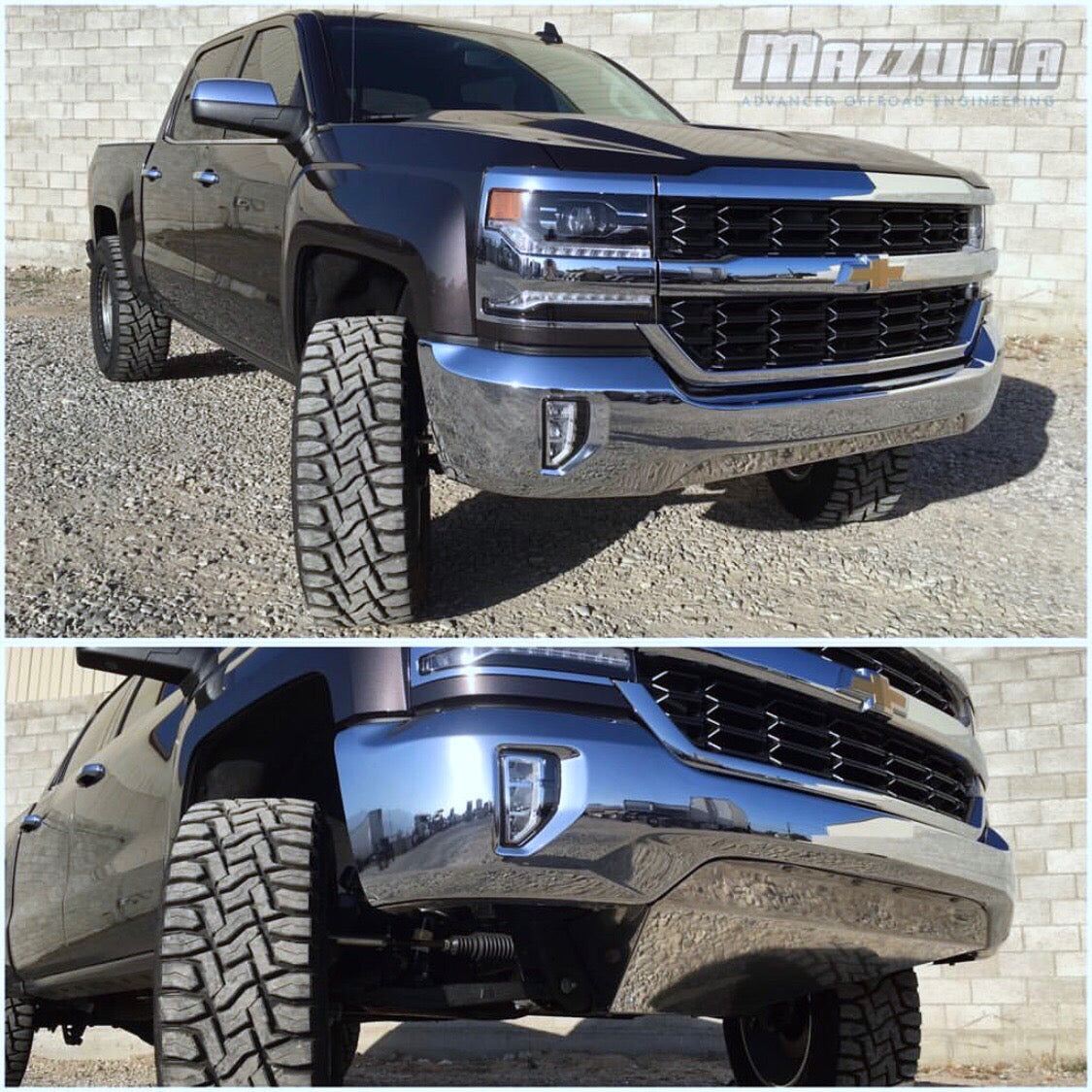 Front Valance For Chevy Silverado