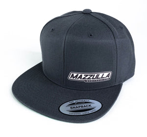 Snap Back Hat / MZH-1-GREY