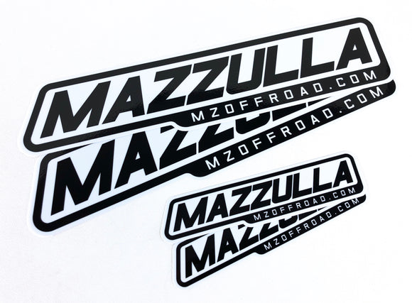 MZ BADGE STICKER PACK