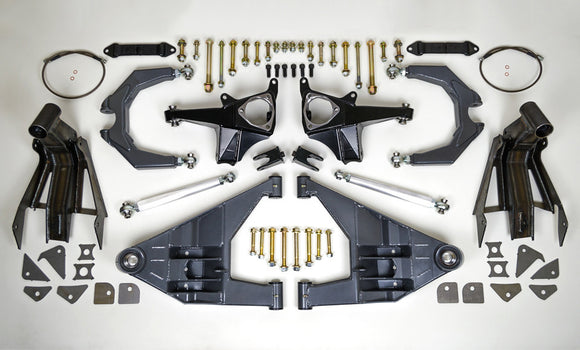 2007-2018 CHEVY/GMC 1500 2WD LONG TRAVEL KIT / MZS-C4-2