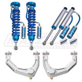 2007+ TOYOTA TUNDRA BILLET UPPER CONTROL ARMS / MZT-T1-3