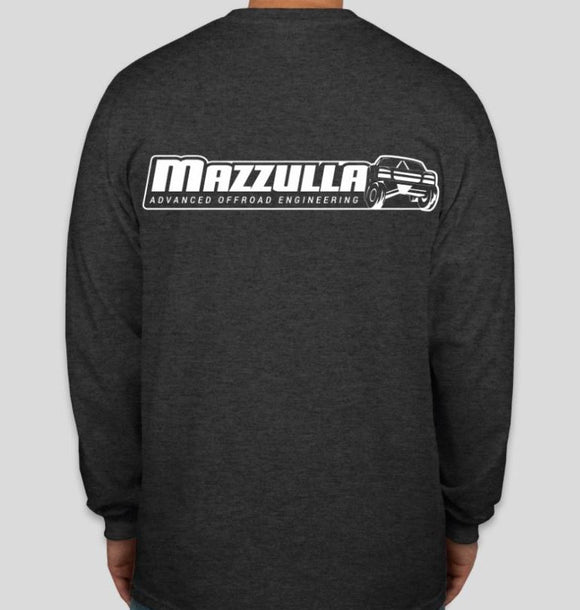 LONG SLEEVE SHIRT / MZT-3