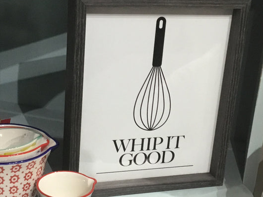 Whip it Good 8x10 Art Print