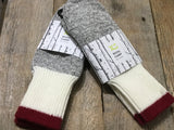 Wool Camp Mittens xs Unified