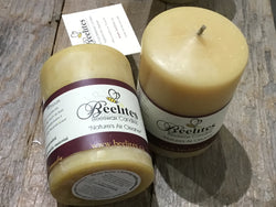 Beeswax Candles 100% Natural Assorted EA