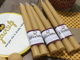 Beeswax Candles by Beelites Assorted EA