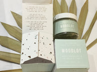 Woodlot Rejuvenating Green Tea & Clay Mask 35g