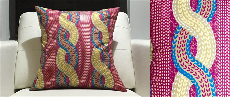 3rd Day of Giftmas - Pillows from Fehinti