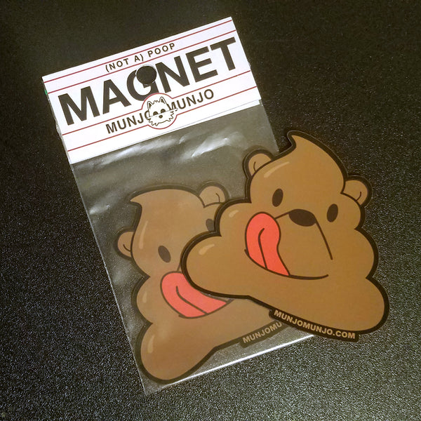 (Not a) Poop Magnet
