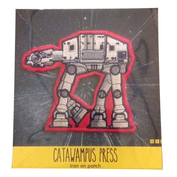 AT-AT Iron-On Patch