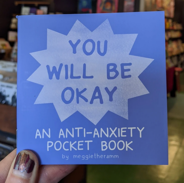 You Will Be Okay pocket book