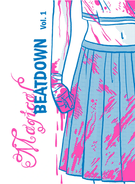 Magical Beatdown Vol. 1 Zine