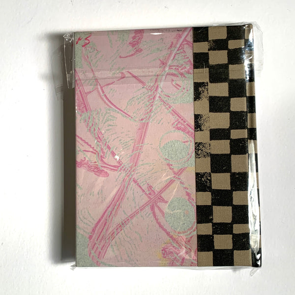 Small Sketchbook - Pink Pastels