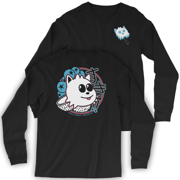 Retro Ice Cream Long Sleeve