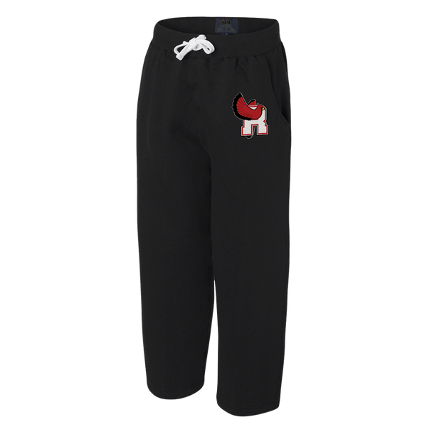 team raleigh cardinal city of oaks NC north carolina limited edition sweats sweat pants local