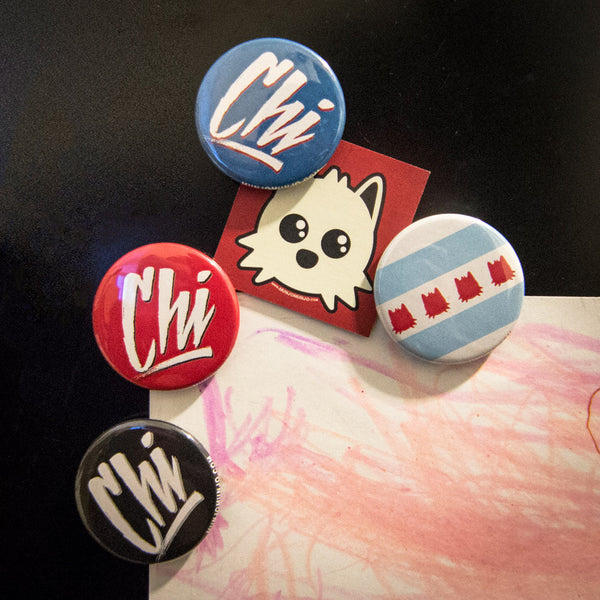Chi Magnet Pack