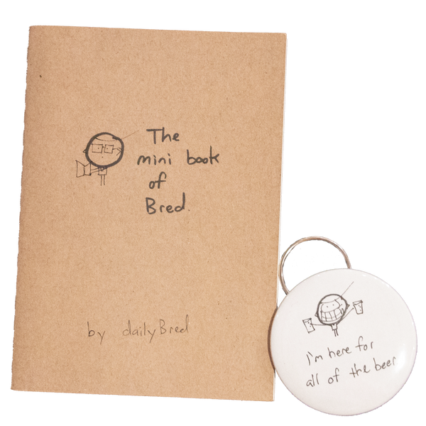 The Mini Book Of Bred