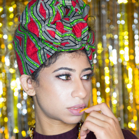 All That Glitters Headwrap