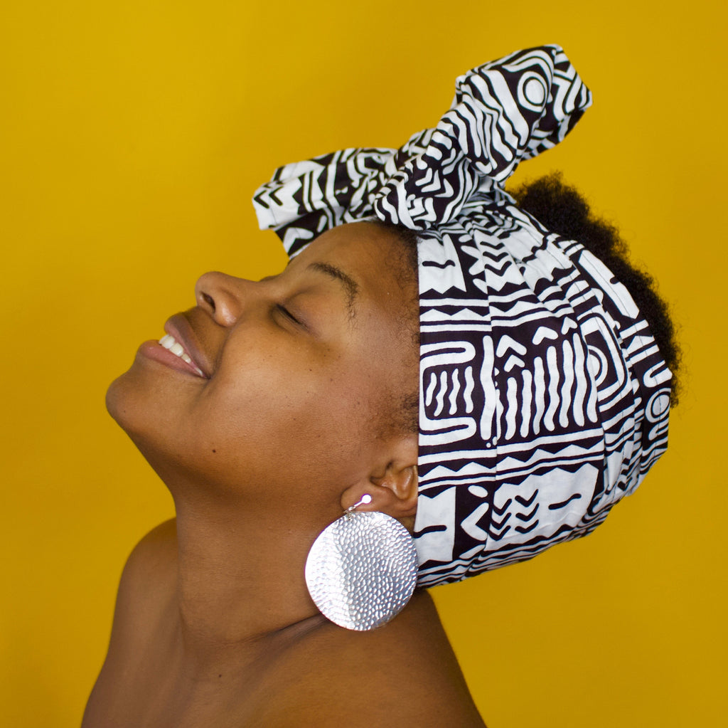 The Mali Headwrap - shopdraped